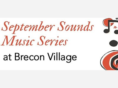 September Sounds Music Series at Brecon Village