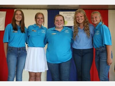 Saline Community Fair Ambassadors Announced