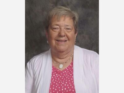 Betty Weidmayer Was a Life-Long and Active Member of St. John's Lutheran Church