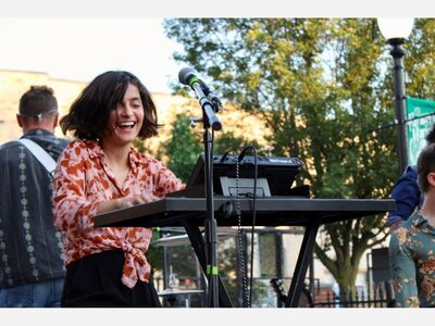 Live Music and More All Summer Long in Downtown Saline