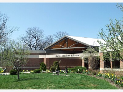 News from The Saline District Library