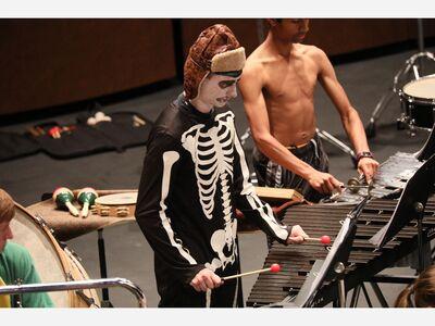 High School Bands Fall Costume Concert
