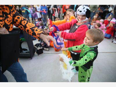 Briarwood Mall Hosts Boo Bash Oct. 28