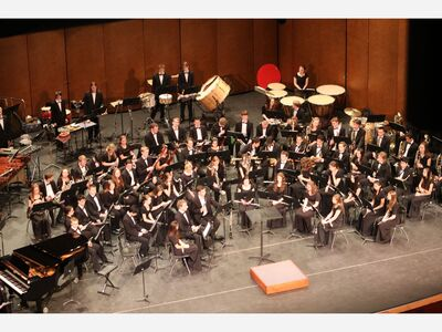 Saline High School Orchestra Fall Concert