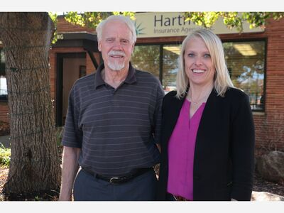 Hartman Insurance, One of Saline's Oldest Businesses, Celebrates 75th Anniversary With Friday Giveaways