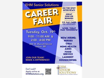 EHM Senior Solutions Career Fair