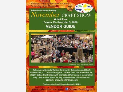 November Craft Show - VIRTUAL SHOW