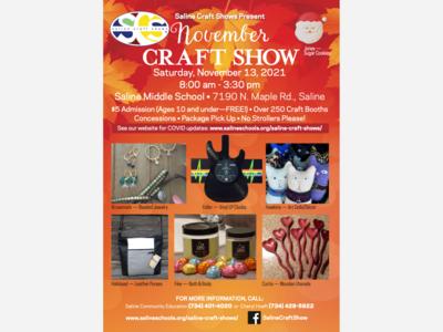 Saline Craft Show