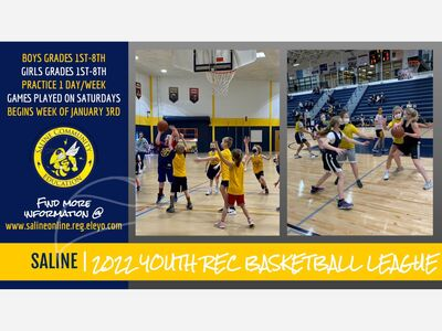 Youth Recreation Basketball League