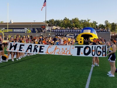 """""""Bigger Than A Rivalry"""" Orange Out This Friday!"""