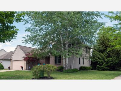Sharp Wildwood Colonial Home in Saline: 725 Ironwood Way