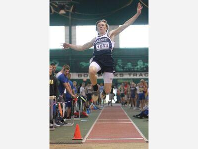 Saline High School Grad Steven Bastien Qualifies for the Tokyo Olympics