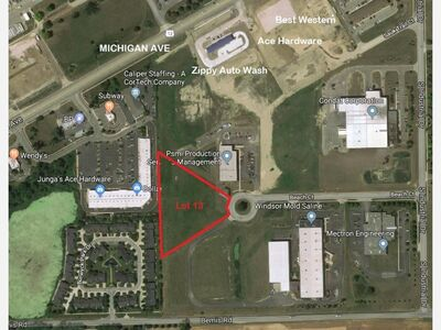 City of Saline Agrees to Sell Lot 13 to VO Investment Co