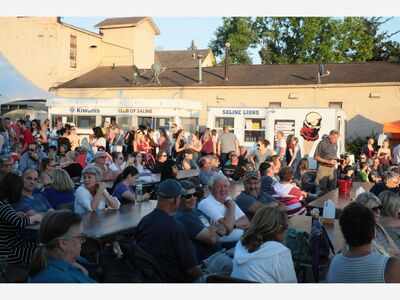 Saline Summerfest Returns with New Additions and Old Favorites