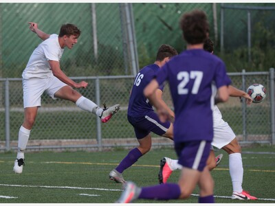 SOCCER: Saline Wins Battle of the Undefeated in SEC Red