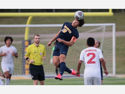 SOCCER: Saline Plays Best Game of the Young Season in 6-0 Victory Over Monroe