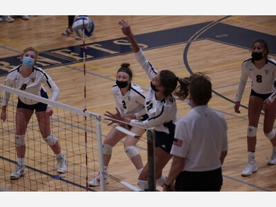 VOLLEYBALL: Saline Opens SEC Season With Victory in First Home Match