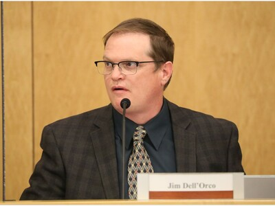 Participate in a Live Interview with Saline City Council Candidate Jim Dell'Orco Sunday