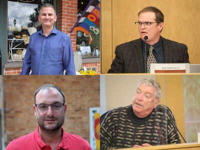 Saline City Council Candidates Jim Dell'Orco, Jack Ceo and Brian Cassise Answer Our Questions