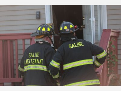 2 Dogs Died in a Saline Township Fire
