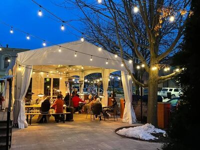Saline City Council Loosens Rules on Tents  to Help Restaurants