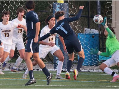 SOCCER: Saline Falls to Skyline in Overtime Thriller in District Semifinal